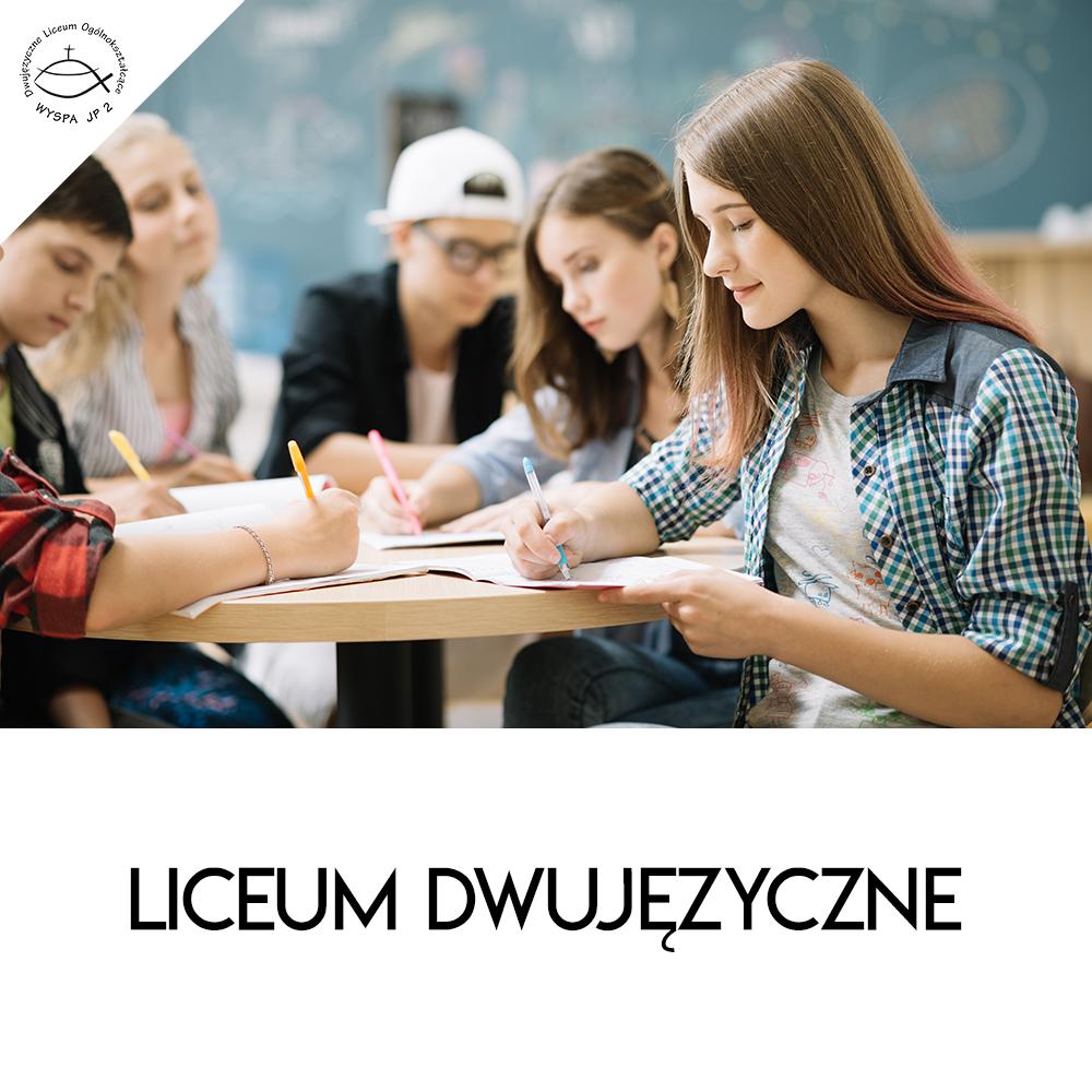 Prywatne liceum ogólnokształcące w Warszawie